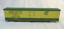 O Scale 40' Wood Reefer Body - Northwestern - less trucks and couplers