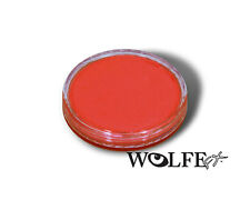 Wolfe Face Paint CORAL 30g Professional Body Paint Hydrocolor Make Up 035