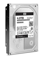 Western Digital 4TB BLACK Performance Hard Drive WD 6 Gbs 128mb WD4004FZWX Gen 3
