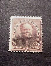 US Stamp Scott# 225 Sherman  1890-93   C394