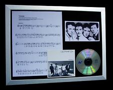 ULTRAVOX Vienna LTD MUSIC CD GALLERY QUALITY FRAMED DISPLAY+EXPRESS GLOBAL SHIP