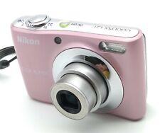 Nikon Coolpix L21 8.0 Mega Pixel Digital Camera - Pink