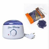 Hair Removal Hot Paraffin Wax Warmer Heater Pot Machine Depilatory Hard Wax Bean