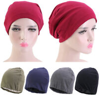 Cancer Hat Chemo Cap Women Muslim Hair Loss Turban Head Wrap Cover Head Scarf