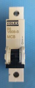 VOLEX MCB VB RANGE B-TYPE 6A,16A,32A & 40A