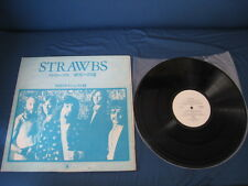 Strawbs Japan Promo only White Label Vinyl LP in 1973 Dave Cousins Rick Wakeman