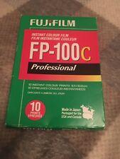 Fuji Fp-100c Instant Color Film pack - One Pack - Exp 07/2014 - No Reserve