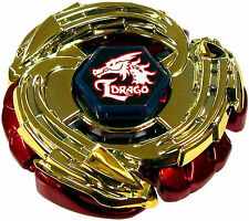 Limited Edition RED GOLD Lightning L-Drago WBBA Metal Fight Beyblade  USA SELLER