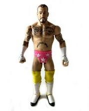CM Punk WWE Mattel Battle Pack Series 14 Basic Action Figure Macho Man Gear UFC