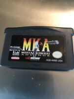 Mortal Kombat Advance (Nintendo Game Boy Advance, 2001)