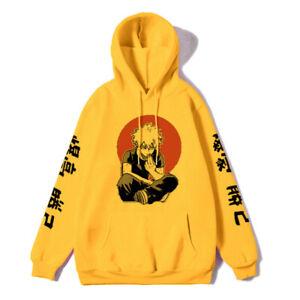 My Hero Academia Bakugou Katsuki Hoodie Sweater Unisex 3D Printed Sweatshirt New
