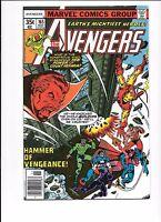 The Avengers #165 November 1977