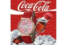 NEW Coca Cola Coke Watch Red Band Men's or Women's FREE SHIPPING ! ! !