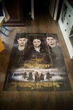 TWILIGHT CHAPT 5 REVELATIONS 4x6 ft French Grande Movie Poster Original 2012