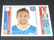 203 CRISCITO ZENIT ST PETERSBURG PANINI FOOTBALL UEFA CHAMPIONS LEAGUE 2014-2015