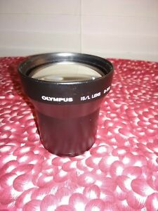 Olympus IS/L B-300 High Quality 300mm (1.7x) Tele Conversion Lens 55mm size