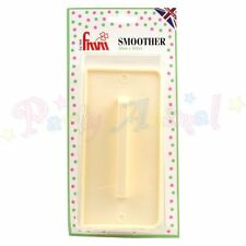 FMM Sugarcraft Equipment / Tools - Cake Smoother Polisher Paddle - Straight Edge