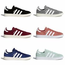 Adidas Originals Campus Men Fashion Shoes נעלי אופנה אדידס גברים שחור לבן אדום