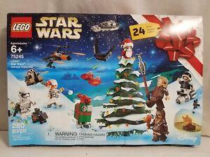 Lego Star Wars Advent Calendar 75245 Box Damage