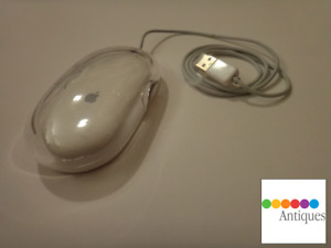 Apple Pro Mouse USB Clear White or iMac Power Mac G3 G4 M5769 M9035G/A