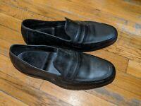 Totes Men's Size XL Black Rubber Overshoes Dress Shoe Covers Rain Shoes