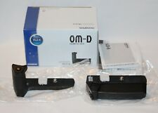 New Genuine Olympus HLD-6 Power Battery Holder & Battery grip for E-M5 Mark I