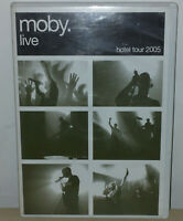 MOBY - LIVE - HOTEL TOUR 2005 - DVD + CD
