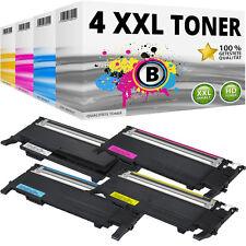 4x XXL TONER PATRONEN für Samsung CLP-310N CLP-315W CLX-3170FN CLX-3175FN Set