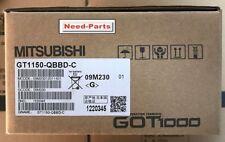 New In Box Mitsubishi Touch Panel GOT1000 GT1150-QBBD-C HMI