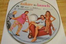 Failure to Launch (DVD, 2006, Full Frame)Disc Only Free Shipping