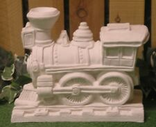 Train Steam Engine Locomotive Latex Fiberglass Production Mold Concrete Plaster