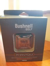 2018 Bushnell Phantom GPS Black/Grey Rangefinder for Golf