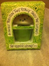 "HIDDEN CUPCAKE--GIFT BOX--CERAMIC--REALLY TAKES THE ""CUPCAKE""--FREE SHIP--NEW"