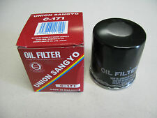 NEW UNION SANGYO Engine Oil Filter C-171 FOR TOYOTA 1975-2011