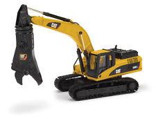 Caterpillar 1:50 scale Cat 336D L Excavator with CAT S365C Shear Norscot 55283