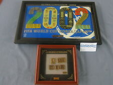 32 FINAL COMPETITION JAPAN KOREA  FIFA WORLD CUP LIMITED EDITION 0447 / 2002