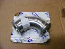 "1 1/2"" SS 316L  SANITARY ELBOW-NEW ON CARD"