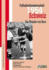 World Cup de fútbol copa del mundo 1954 informe Report dfb seleccion