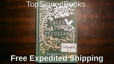 SIGNED Tales of the Peculiar by Ransom Riggs, autographed, new