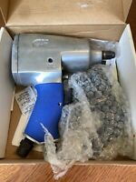 """1/2"""" Impact Wrench TLX102A0XX Campbell Hausfeld Bundle"""
