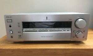 Sony STR-DB870 AV Receiver (Silver)