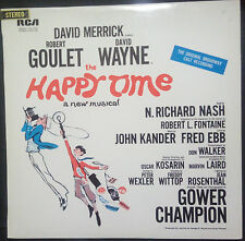 ORIGINAL BROADWAY CAST - THE HAPPY TIME VINYL LP AUSTRALIA