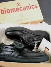 Garvalin Biomecanics Boys Sz 35 / Sz 3 Black Shoes 61818 New in Box Biomechanics