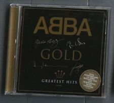 "ABBA ""Gold- Greatest Hits"" 1999 19Trk Remastered CD *LTD GOLD SIGNATURE EDITION"