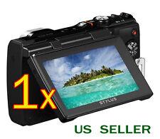 1x Olympus Tough TG-850 /TG-860 iHS Clear LCD Screen Protector Guard Shield Film