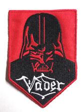Star Wars Darth Vader- Kostüm Aufnäher Uniform Patch - zum Aufbügeln - neu