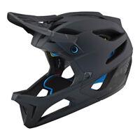 Troy Lee Designs Stage MIPS Helmet Stealth Black Size MD/LG