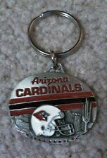 NFL Arizona Cardinals New Pewter Keychain Free Ship