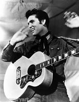 Elvis Presley Portrait Multi Size Canvas Wall Art Movie Poster Print Icon