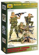 "1:35 Zvezda #3598 Russian Antiterrorist Group /""Vimpel/"""